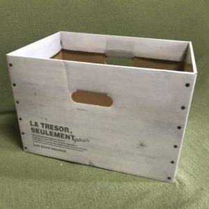 セリアのボックス