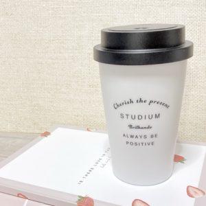 ダイソー500円加湿器 コーヒーカップ